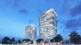 Tháp đôi FLC Sea Tower Quy Nhon chuẩn bị cán đích, bàn giao căn hộ từ tháng 10