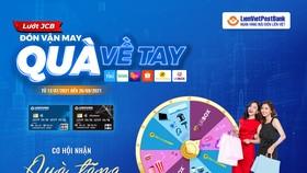 LienVietPostBank tặng đến 30 triệu đồng cho khách giao dịch qua thẻ tín dụng