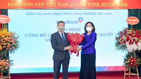 VietinBank có 2 lãnh đạo mới