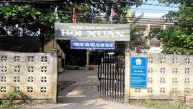 Trường THCS Hội Xuân (huyện Cai Lậy, Tiền Giang)