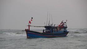 Ngạt khí trên biển, 4 ngư phủ tử vong