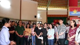 80 cán bộ tuyên giáo, nhà báo, văn nghệ sĩ TPHCM tập huấn về lý luận phê bình văn học nghệ thuật