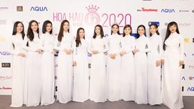 Dàn hoa hậu, á hậu khoe sắc khởi động Hoa hậu Việt Nam 2020