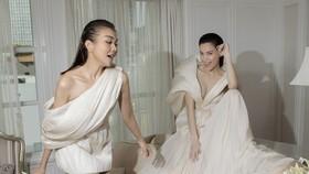 Thanh Hằng, Hồ Ngọc Hà cùng xuất hiện trên Vogue Pháp