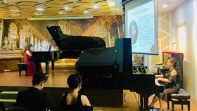 """Đặc sắc đêm hoà nhạc """"Young talent & Kayserburg piano concert"""""""