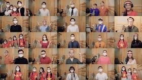 """Hơn 40 nghệ sĩ hòa giọng """"Ngày mai lại tươi sáng"""""""