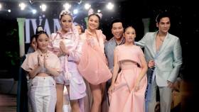 Thanh Hằng, Lan Khuê làm vedette show diễn IVAN 6