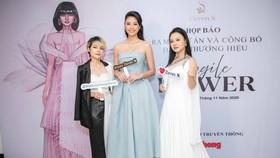 """Đào Thị Hà cùng nhiều người đẹp tham dự ra mắt dự án thời trang """"Fragile Flower"""""""