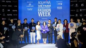 Gần 20 nhà thiết kế - thương hiệu thời trang sẽ tham gia Aquafina Vietnam International Fashion Week 2020