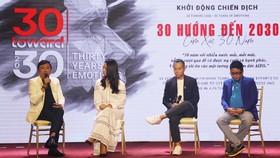 """H'Hen Niê, Hồng Ánh đồng hành Chiến dịch """"Cảm xúc 30 năm"""""""