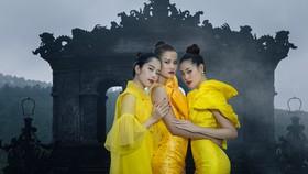 Dàn hoa hậu, á hậu rực rỡ giữa Cố đô Huế