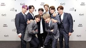 Big Hit Entertainment hợp tác cùng Universal Music Group, sẽ ra mắt nhóm nhạc nam toàn cầu