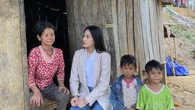 Hoa hậu Đỗ Hà bắt tay làm dự án nhân ái đến Miss World 2021