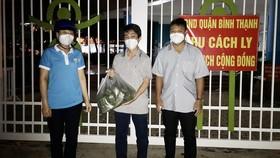 TPHCM tiếp nhận 5 tấn lương thực, thực phẩm từ người dân Huế