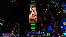 Vừa ra mắt MV mới, Orange xuất hiện trên billboard Quảng trường Thời đại (Mỹ)