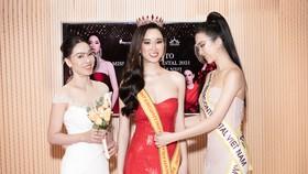 Trần Hoàng Ái Nhi đại diện Việt Nam tham dự Miss Intercontinental Vietnam 2021