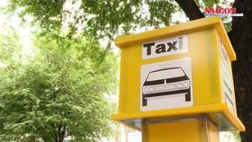 TPHCM thí điểm 5 bến đón taxi cố định