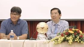 Báo SGGP công bố khởi động Giải thưởng Quả bóng Vàng Việt Nam 2018