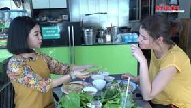 Bánh xèo Đinh Công Tráng: Dừng chân nơi quán quen