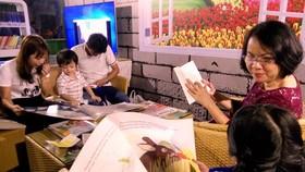 Ngày hội văn hóa đọc được tổ chức lần đầu tiên tại TPHCM