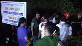 Một thanh niên tử vong khi tham gia ứng cứu 4 du khách bị nạn trên bán đảo Sơn Trà
