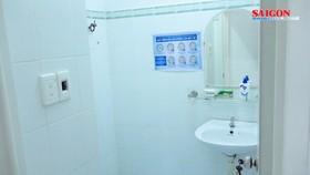 Phòng dịch Covid-19: Đi nhà vệ sinh đúng theo quy định