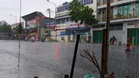 Chiều nay 9-4, TPHCM bất ngờ đổ mưa
