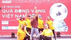 Nóng trước lễ trao giải Quả bóng vàng Việt Nam 2019