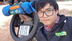 Gặp gỡ phượt thủ Đăng Khoa đi du lịch vòng quanh thế giới suốt 3 năm bằng xe máy