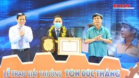 Giải thưởng Tôn Đức Thắng tròn 20 năm tuổi