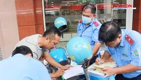TPHCM ra quân xử phạt nóng xe khách sau khi Báo SGGP lên tiếng