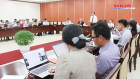Kết quả ngày làm việc thứ hai của Đại hội đại biểu Đảng bộ TPHCM lần thứ XI