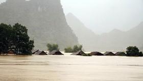 Đoàn công tác TPHCM hỗ trợ 3 tỉnh miền Trung 1,3 tỷ đồng