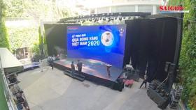 Lễ trao giải Quả bóng vàng Việt Nam 2020 trước giờ G