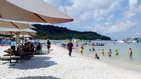 Đảo ngọc Phú Quốc đang phát triển theo mô hình tăng trưởng xanh, bền vững
