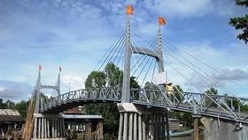 Huy động 339 tỷ đồng xây dựng cầu nông thôn ở An Giang