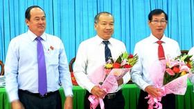 Ông Lê Văn Phước giữ chức Phó Chủ tịch UBND tỉnh An Giang