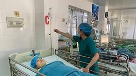 Phẫu thuật thành công sản phụ rối loạn nhịp tim mức độ nặng