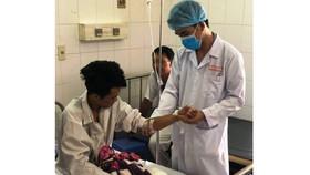 Phẫu thuật thành công bệnh nhân bị đa chấn thương hy hữu