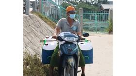 Hơn 22.554 hộ ở Tiền Giang được cấp nước ngọt cứu vườn cây