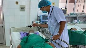 Bệnh nhân D. đã được các bác sĩ cứu sống