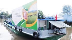Xuất khẩu lô gạo thơm đầu tiên ở An Giang sang châu Âu theo Hiệp định EVFTA