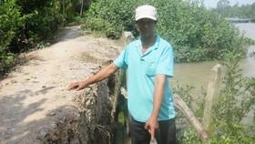Mực nước đầu nguồn sông Cửu Long lên nhanh