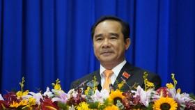 Đồng chí Nguyễn Văn Được, Bí thư Tỉnh ủy Long An, nhiệm kỳ 2020- 2025