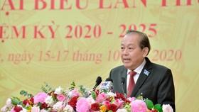 Phó Thủ tướng Thường trực Trương Hòa Bình yêu cầu Kiên Giang khai thác tiềm năng kinh tế biển và du lịch