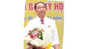 Bầu ông Lâm Minh Thành giữ chức Chủ tịch UBND tỉnh Kiên Giang