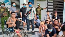 Hỗn chiến ở An Giang, nhiều người bị thương
