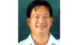 Đối tượng Nguyễn Thanh Quân vừa bị cơ quan công an bắt giam