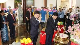 Long trọng tổ chức lễ giỗ lần thứ 91 của cụ Phó bảng Nguyễn Sinh Sắc