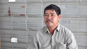 Đối tượng Nguyễn Văn Xuân